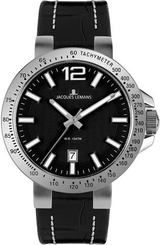 Купить Наручные часы Jacques Lemans 1-1718A по доступной цене