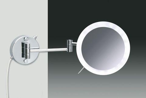 Элитное зеркало косметическое 99650/2CR 5XD от Windisch