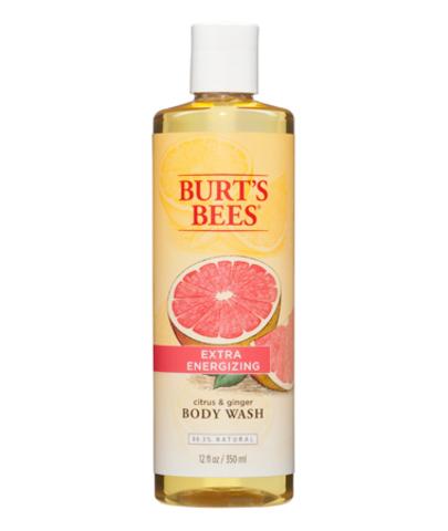 Гель для душа цитрусовый с имбирем, Burt's Bees