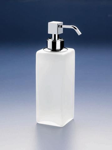 Дозатор для мыла 90412MSNI Crystal от Windisch