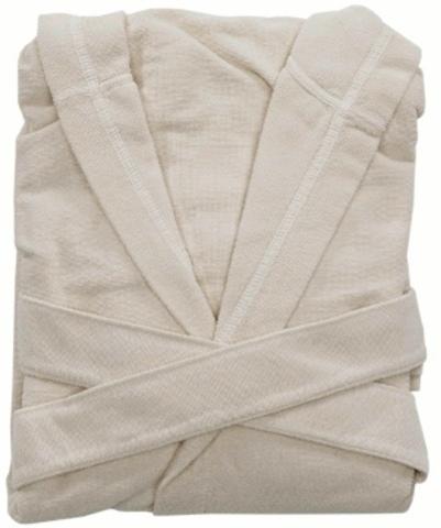 Элитный халат махровый Spa 101 Ecru от Abyss & Habidecor
