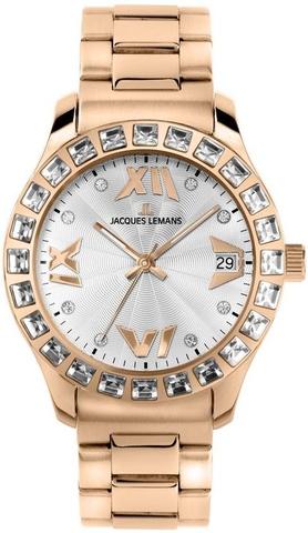 Купить Наручные часы Jacques Lemans 1-1517ZG по доступной цене