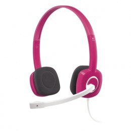 LOGITECH H150 Stereo Headset Pink