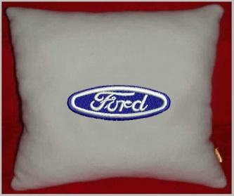 Подушка автомобильная с логотипом FORD