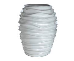 Элитная ваза декоративная напольная Vespiary белая от Sporvil