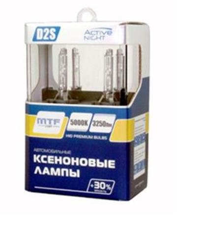 Ксеноновые лампы MTF Light D2S ACTIVE NIGHT +30%