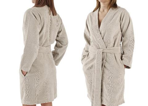 Элитный халат махровый Spa 770 Linen от Abyss & Habidecor