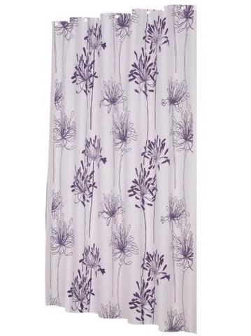 Элитная шторка для ванной Cologne 52 от Carnation Home Fashions