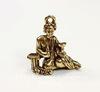 """Подвеска Quest Beads """"Бахус"""" 3D (цвет-античное золото) 21х20 мм"""