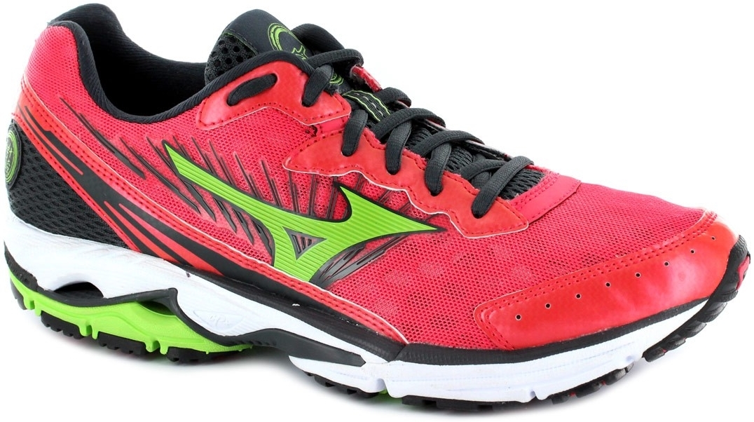 Mizuno Wave Rider 16 Кроссовки для бега женские Red