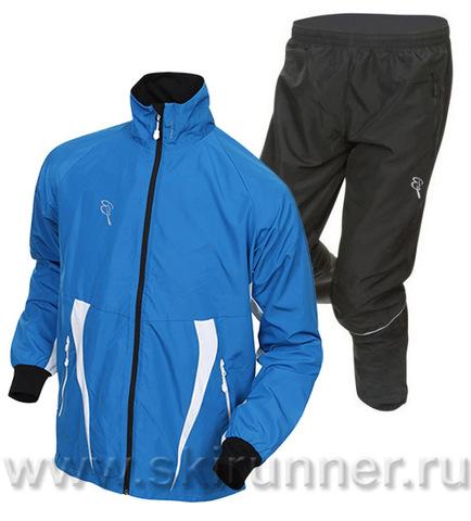 Лыжный костюм Bjorn Daehlie Charger Blue