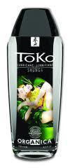 Смазка для секса на водной основе Shunga ТОКО серии Органика 165 МЛ.