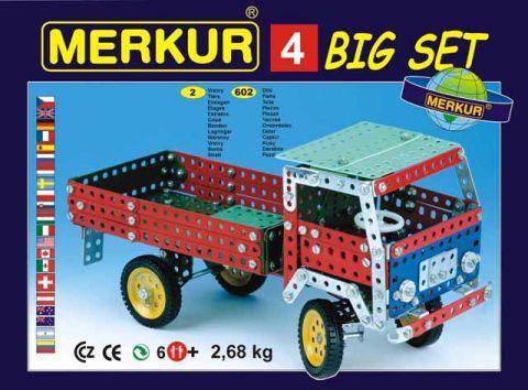 Merkur М-3307 Металлический конструктор MERKUR 4