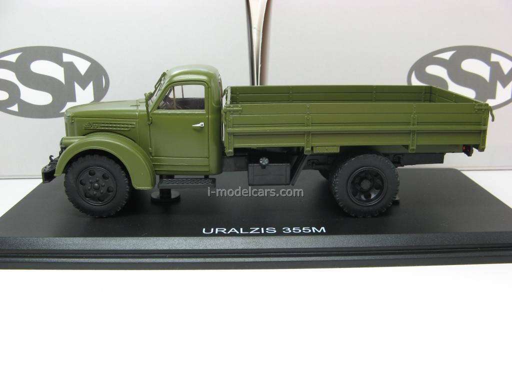UralZIS-355M board 1:43 Start Scale Models (SSM)
