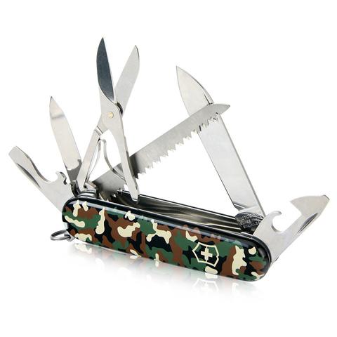 Офицерский нож Huntsman Camouflage Victorinox (1.3713.94)