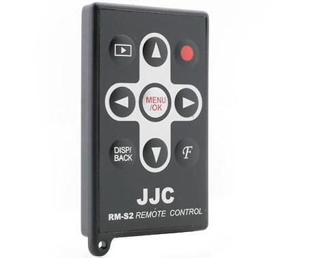 ИК пульт JJC RM-S2 дистанционного управления для фотокамеры Fuji Finepix S2000HD (Fuji RC-S2)