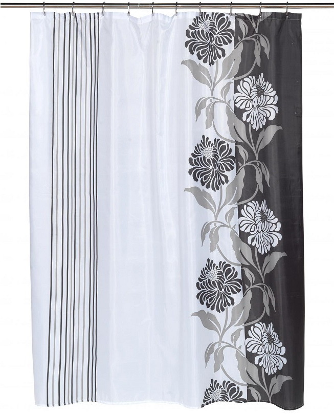 Элитная шторка для ванной Chelsea 16 от Carnation Home Fashions
