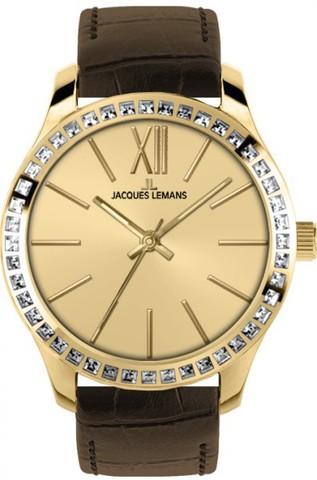 Купить Наручные часы Jacques Lemans 1-1841C по доступной цене
