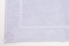 Коврик для ванной 55х75 Luxberry Lux голубой