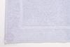 Элитный коврик Lux голубой от Luxberry