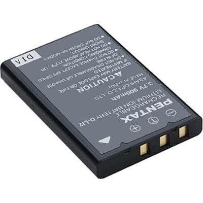 Аккумулятор Pentax D-Li2 Батарея для цифровых фотоаппаратов Пентакс Optio 330, Optio 430, Optio 330RS, Optio 430RS, Optio 450, Samsung
