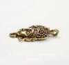 """Коннектор (1-3) Quest Beads """"Шива"""" (цвет-античное золото) 28х15 мм ()"""