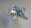 6721 Подвеска Сваровски Морская Звезда Crystal AB (40 мм)