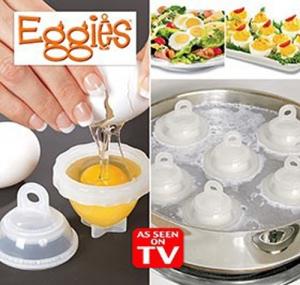 Формы для варки яиц без скорлупы Eggies