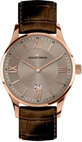 Купить Наручные часы Jacques Lemans 1-1845F по доступной цене