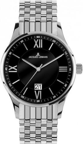 Купить Наручные часы Jacques Lemans 1-1845H по доступной цене