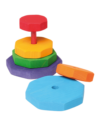 Пирамидка угловатая 6 элементов (Grimm's)