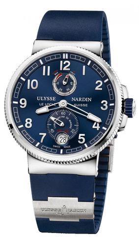 Купить Наручные часы Ulysse Nardin 1183-126-3-63 Marine Chronometer по доступной цене