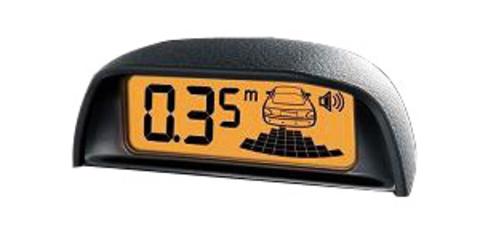 Парктроник (парковочный радар) ParkMaster с индикатором 30 на 4 датчика