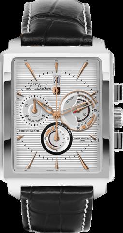 Купить Мужские швейцарские наручные часы L'Duchen D 582.11.33 по доступной цене