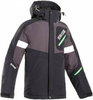 Куртка горнолыжная 8848 Altitude - BISCAYA JACKET Black детская