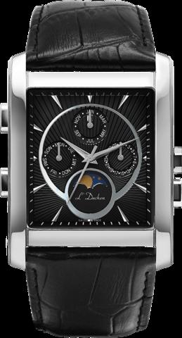 Купить Мужские швейцарские наручные часы L'Duchen D 537.11.31 по доступной цене