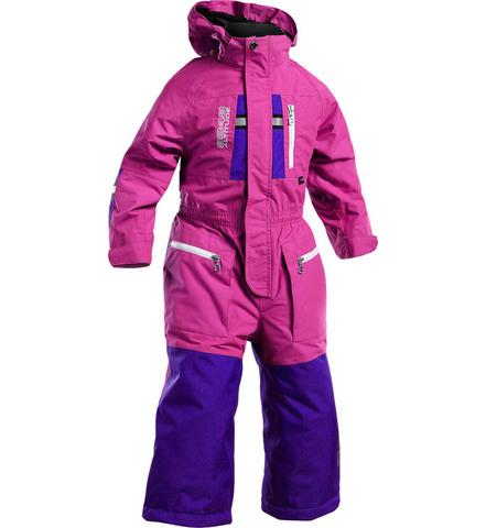 Комбинезон горнолыжный 8848 Altitude - Redhorn Pink детский