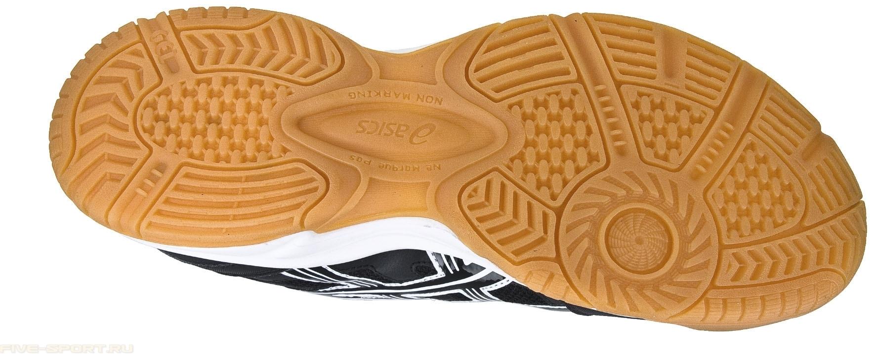 Кроссовки волейбольные Asics Gel-Doha B200Y 9090 купить в Five-Sport.ru