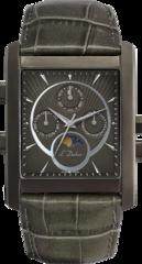 Мужские швейцарские наручные часы L'Duchen D 537.68.33