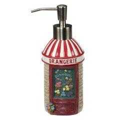 Дозатор для жидкого мыла Rue di Rivoli от Creative Bath