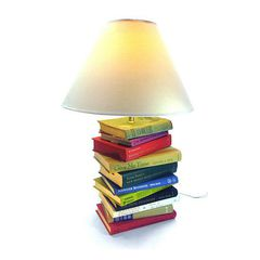 Напольная лампа Custom Book Lamp