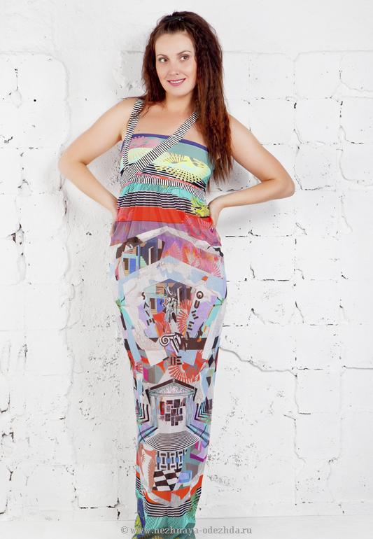 Стильное женское платье Save The Queen