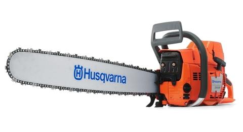 Бензопила Husqvarna 395XP - 24