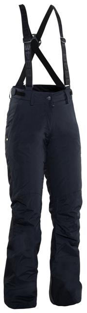 Женские горнолыжные брюки 8848 Altitude WANNA black (679408)