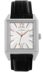 Мужские швейцарские наручные часы L'Duchen D 431.11.13