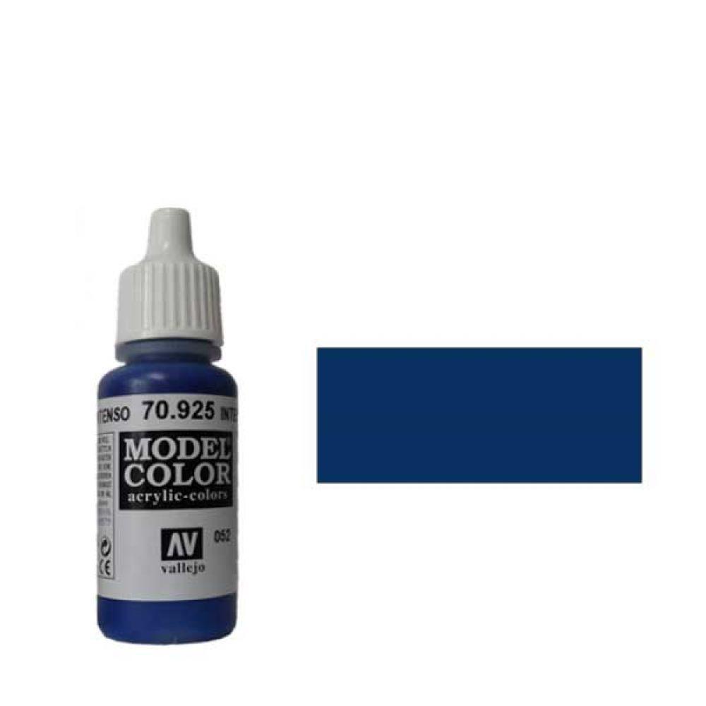 052. Краска Model Color Сильный Синий 925 ( Blue) укрывистый, 17мл