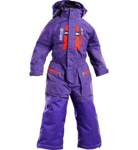 Комбинезон горнолыжный 8848 Altitude - Redhorn Purple детский