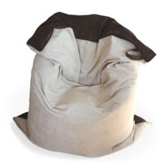 Кресло подушка Шоколадная паста