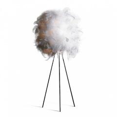 лампа swan table lamp