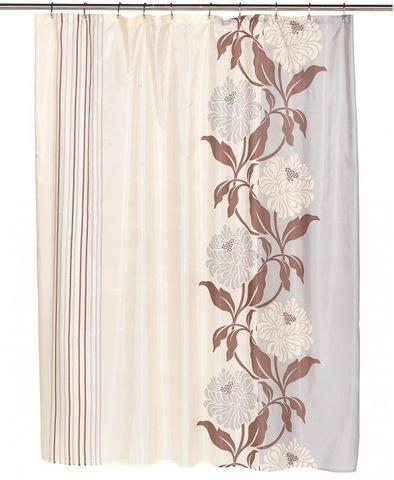 Элитная шторка для ванной Chelsea 13 от Carnation Home Fashions